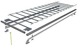 FXS Sliding Roof For Larger Trucks And Trailers (7,5   26T)