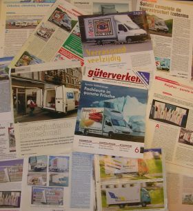 The European Van Company in the Press
